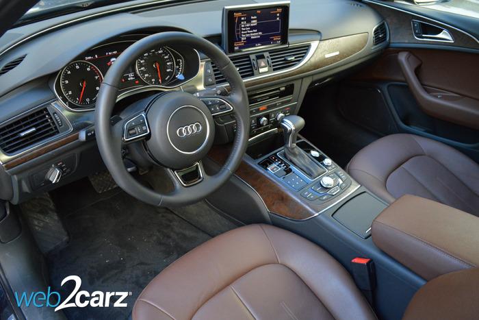 2014 Audi A6 20T Premium Plus  Web2Carz