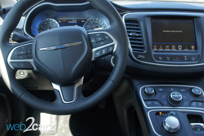FIRST DRIVE 2015 Chrysler 200  Web2Carz