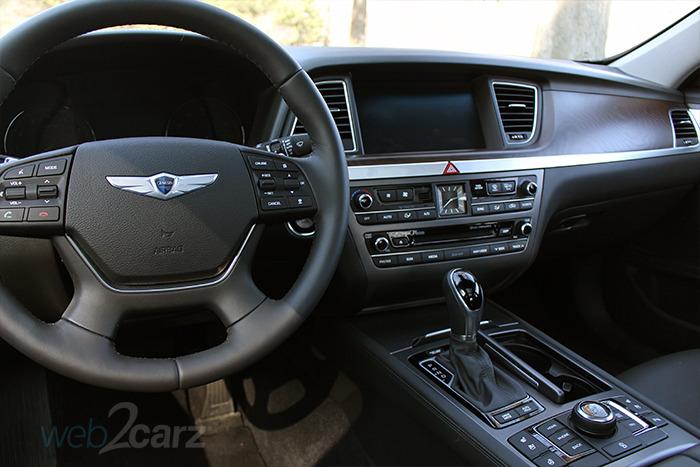 2016 Hyundai Genesis 3 8 Rwd Review Web2carz