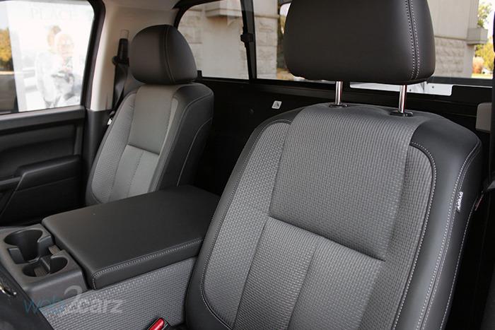 2017 Nissan Titan S Single Cab Review Carsquare Com
