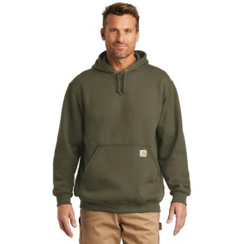 Carhartt Midweight Hooded Sweatshirt