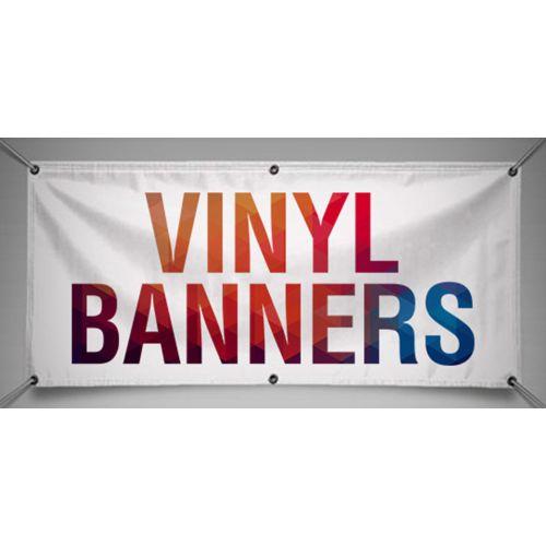 13oz Vinyl Banner