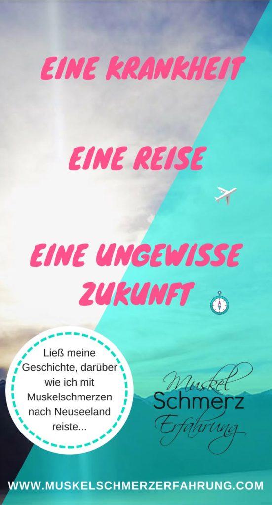 Eine Krankheit Eine Reise Eine ungewisse Zukunft Muskelschmerzerfahrung.com