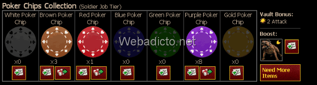 Poker-Chips-Collection