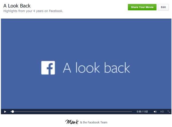 como editar la pelicula de facebook