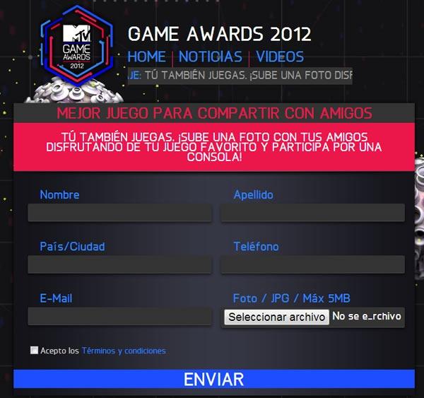 concurso-mtv-game-awards-2012-gana-playstation-3