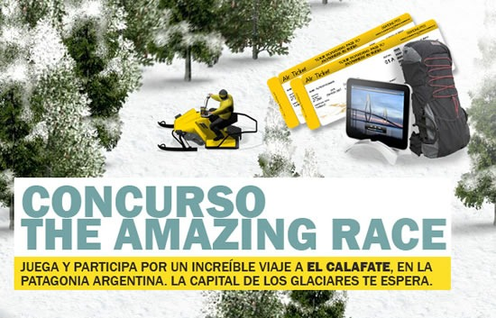 concurso-the-amazing-race-viaje-patagonia