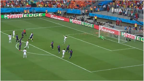 fifa world cup brasil 2014 holanda vs espana partido 3 - 01