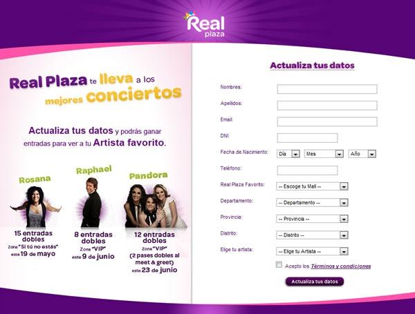 gana-entradas-concierto-rosana-raphael-pandora-real-plaza-2012-formulario