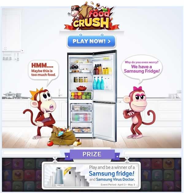 gana-refrigeradora-o-purificador-samsung-concurso-food-crush