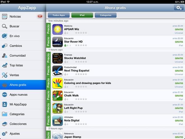 guia-para-obtener-aplicaciones-gratis-ofertas-para-ipad-iphone-ipod-touch-appzap-ahora-gratis