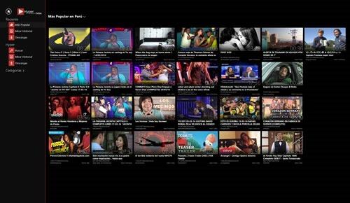 hyper app para ver videos de youtube en windows 8 popular