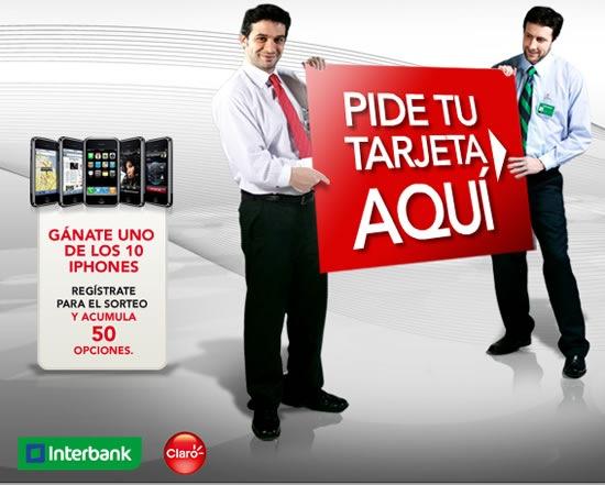 interbank-claro-visa-regala-iphone