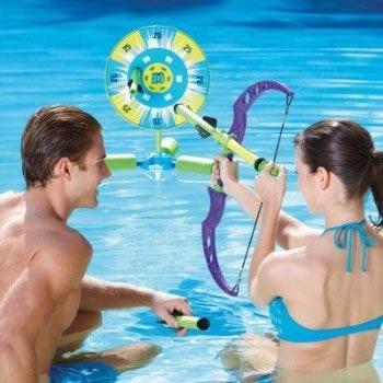 juego-arco-flecha-para-piscina