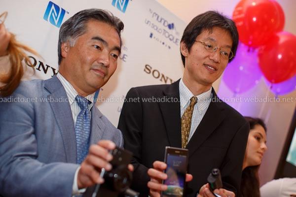 Hiroshi Sakamoto y Kiyotaka Ishida
