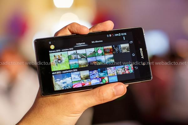 nuevo smartphone Sony Xperia Z1