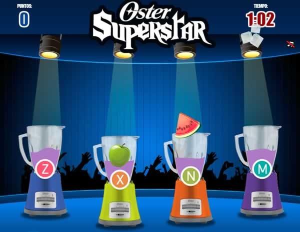oster-superstar-juega-gana-licuadora-como-se-juega