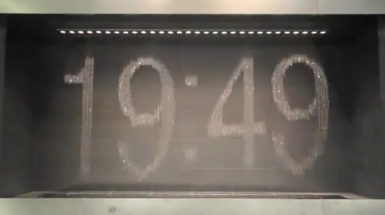 reloj-fuente-de-agua-en-japon-osaka