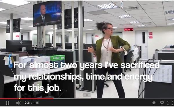 renuncia a su trabajo y su video se vuelve viral