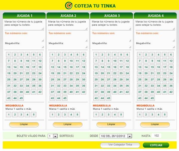 resultados-tinka-megabol-coteja-boleto-automaticamente