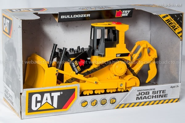 review Caterpillar Construction Job Site Machines-9751