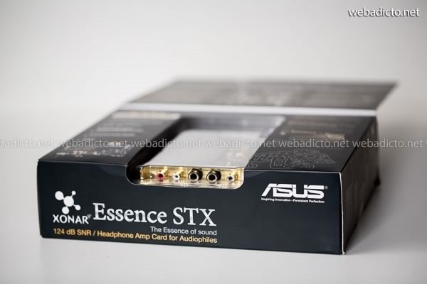 review asus xonar essence stx-2506