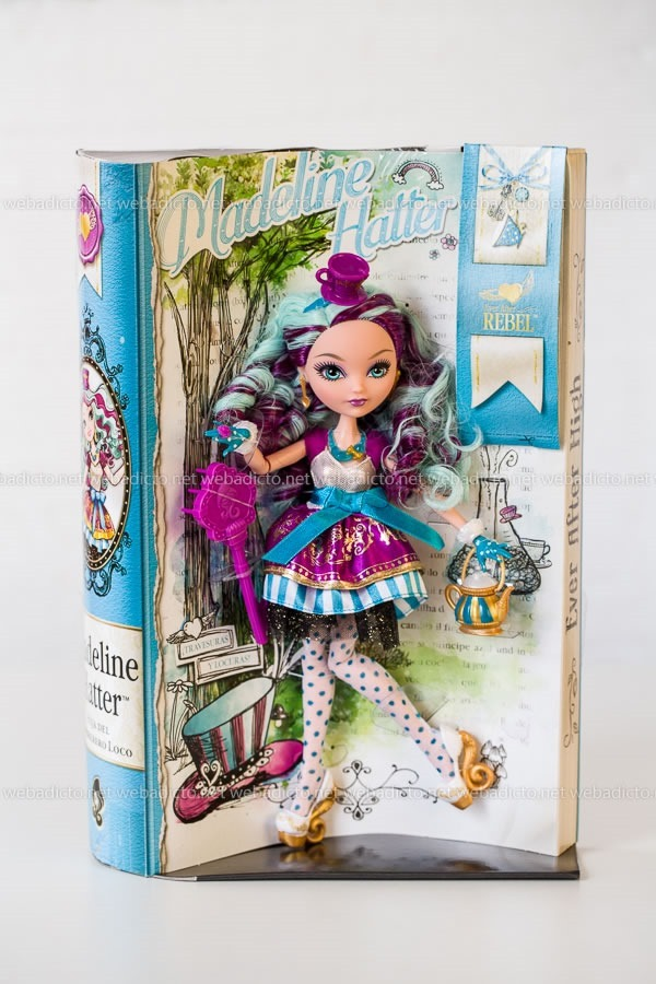 review doll ever after high-0207