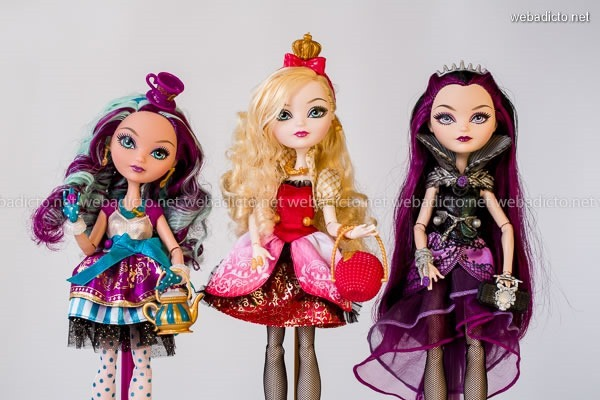 review doll ever after high-0332