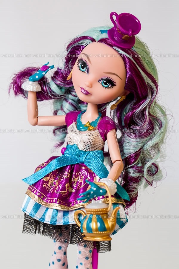 review doll ever after high-0372