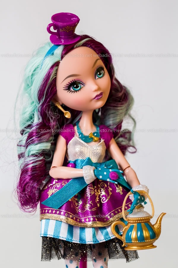 review doll ever after high-0374