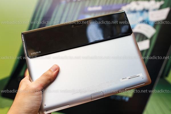 Sony Xperia Tablet S - Características Técnicas, Funciones Especiales y Precios en Perú