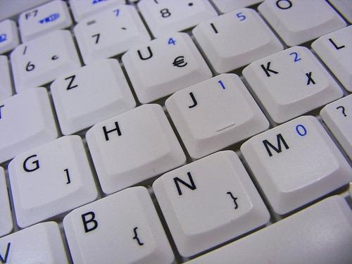 teclado-de-la-computadora