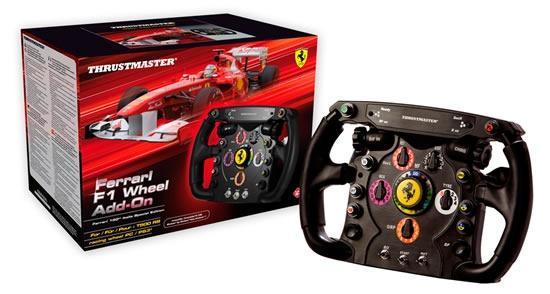 volante-videojuego-ferrari-f1-thrustmaster