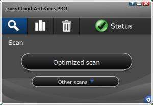 Panda <em>cloud antivirus</em> pro