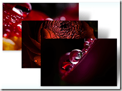 Waterdrops theme by J.P. Peter