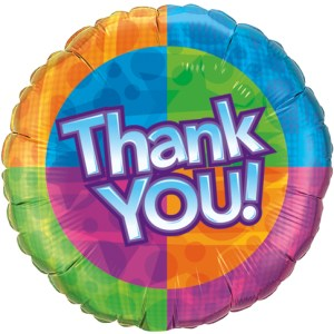 thank you balloons 300x300 Tech2Go in Now 6 Months Old and My Blogging Journey So Far