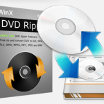 WinxDVD Ripper- Best Free DVD Rip Software