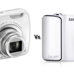 Nikon Coolpix S800C vs Samsung Galaxy Camera Comparison