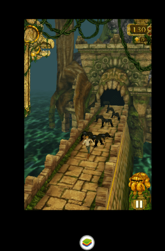 Play Temple Run on computer