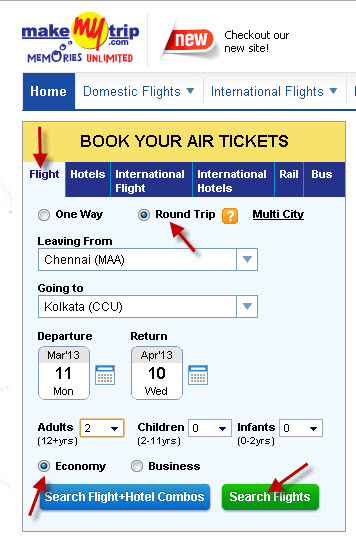 Save with the latest MakeMyTrip coupon code for India - Verified Now!