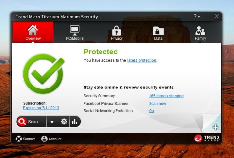 Trend Micro Internet Security for Mac