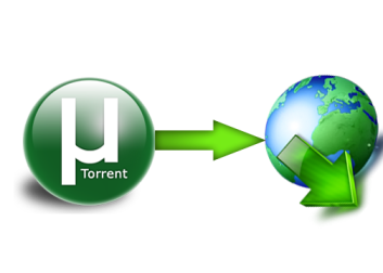 Download torrent file using IDM