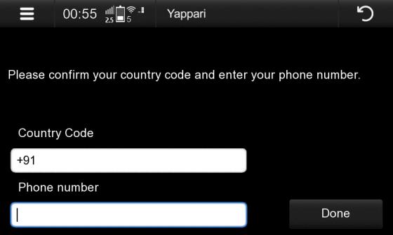 Nokia N900 WhatsApp client