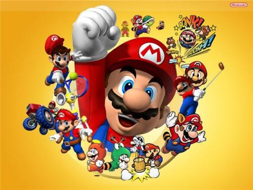 Play Super Mario Bros Online
