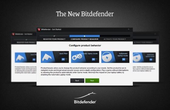 New Bitdefender