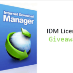 Internet Download Manager License Giveaway