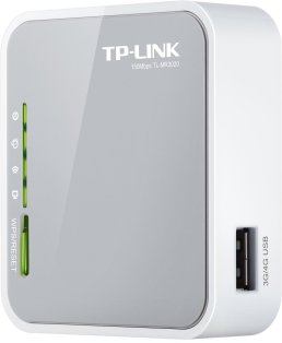 TP-LINK TL-MR3020 portable 4G router
