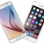 Can Samsung Galaxy S6 beat Apple iPhone 6 sales?