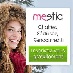 Meetic inscription gratuite