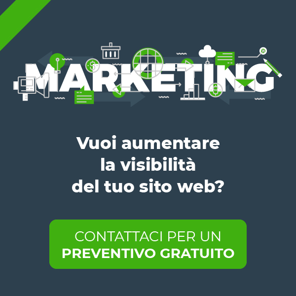 Preventivo Gratuito Web Marketing